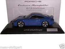Porsche 911 GTS Club Coupe - 60 years Porsche Club of America 2015 - Spark 1:43