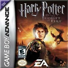 Harry Potter Goblet Of Fire - Game Boy Advance Gba Sp
