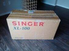 SEWING/EMBROIDERY MACHINE SINGER QUANTUM XL-100 MADE IN JAPAN