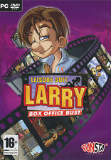 Leisure Suit Larry BOX OFFICE BUST Funny PC Windows Game - UK Version NEW!