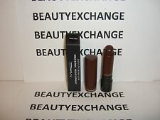 MAC Liptensity Double Fudge Lipstick Full Size Boxed