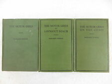 Margaret Penrose LOT OF 3 MOTOR GIRLS Lookout Beach On the Coast Goldsmith