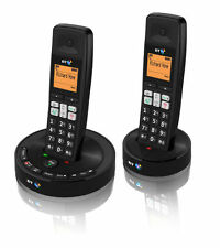 BT 3510 TWIN DIGITAL CORDLESS TELEPHONE WITH ANSWERING MACHINE & SPEAKER PHONE