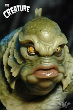 Andy Bergholtz Creature Translucent Resin Bust