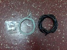 Bicycle Bike Road Brake Cable Set W/ innerwires & housing 1 front 1 rear Black