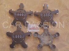 enjoliveur de roue AUDI A3 A4 A5 A6 Q3 Q5 Q7armes center caps roues emblème