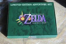 The Legend of Zelda: The Majoras Mask Limited Edition Adventure Set - No. 894