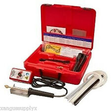 Mini Weld Model 7 Airless Plastic Welding Welder Complete Kit URE5700HT