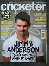 The Cricketer October 2013 James Jimmy Anderson Mike Gatting Chris Rogers Durham