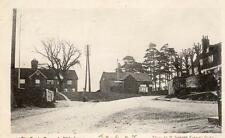 (B) The Bank Turners Hill Nr Crawley East Grinstead old pc used 1905 H Sammes