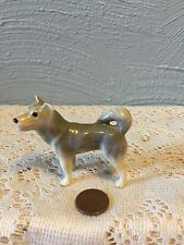 HAGEN RENAKER Siberian Husky Dog MINIATURE FIGURINE Retired A890