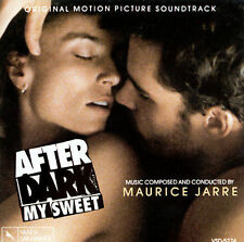After Dark, My Sweet by Maurice Jarre OST Cassette NEW