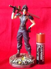 "FINAL FANTASY Vll Zack Fair / 3.5""  9cm SOLID PVC FIGURE / UK DESPATCH"