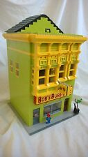 Custom Lego Bob's Burger Restaurant Modular Building City/Town fits with 10251