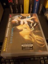 MADONNA DROWNED WORLD 2001 TOUR DVD FREE POSTAGE