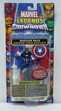 Marvel Legends Showdown Booster Pack Captain America ToyBiz NIP 2005 S161-3