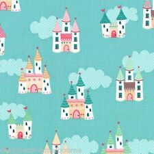 Tutu - Castles in the Clouds - Dusty Turquoise by The Henley Studio.