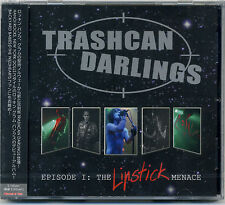 Trashcan Darlings -Episode I: The Lipstick Menace CD JAPAN PRESS Glam Turbonegro