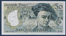 FRANCE - 50 FRANCS QUENTIN DE LA TOUR Fay n° 67. 4 de 1979. en NEUF  B.14 491747