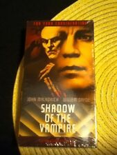 SHADOW OF THE VAMPIRE (VHS-NEW) MACOLVICH. FOR YOU CONSIDERATION PROMO FREESHIP