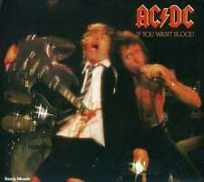If You Want Blood You've Got It - Ac/Dc CD EPIC