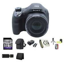 Sony Cyber-shot DSC-HX400V Digital Camera 32GB Package