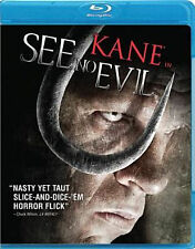 SEE NO EVIL (2006) (Glen Jacobs) - BLU RAY - Region A - Sealed