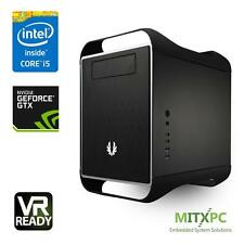 VR Ready Mini Gaming PC w/ Intel i7-6700, 16GB, 256GB SSD, 2TB HDD, GTX 1080/8GB