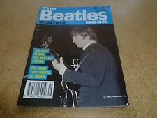 THE BEATLES BOOK MONTHLY Magazine No. 181 May 1991