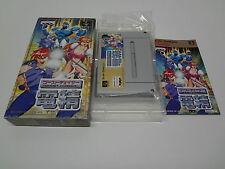 Ghost Chaser Densei Nintendo Super Famicom Japan VGOOD