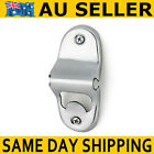 Heavy Duty Chrome Wall Mounted Bottle Opener With Screws Beer Bar AU Ship