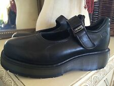 Dr Martens Black Mary Jane Size 7 US 9.5 Made in England