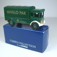 Corgi Cameo Collection: Anglopak A.F.C. Cabover; Original box