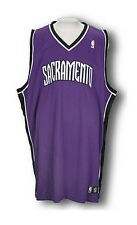 Adidas NBA Basketball Men's Sacramento Kings Authentic Blank Jersey - Purple