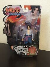 Sasuke Uchiha Action Figure Toynami Series 2 Not Sold In Stores Naruto Last 3!!