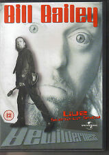 BILL BAILEY - Bewilderness - Live Stand-Up Show DVD Reg 2
