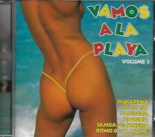 CD album: Compilation: Vamos a la Playa Vol.3. Polygram. Z