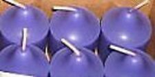 Partylite 1 box GRAPE votives NIB