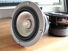 "(CASE OF 6) Tang Band W4-1337SDF 4"" Titanium Full Range Speaker 264-916"