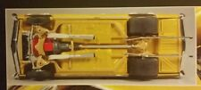 1/24, 1/25 model car pro street ,tubbed drag racing chassis