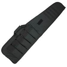 100cm Padded Airsoft Tactical Hunting Gun Rifle Carry Slip Case Bag Pack Black