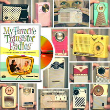 Transistor Radios DVD video with collectors Roger Handy & Eric Wrobbel, volume 1