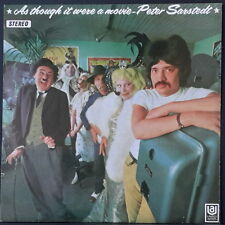 PETER SARSTEDT - AS THOUGH IT WERE A MOVIE ORIG 1ST PRESS AUS UNITED ARTISTS EX