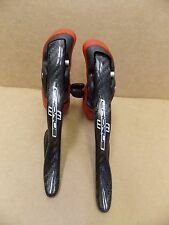 Campagnolo Chorus Carbon Fiber 11 Speed Ergo Power Levers Shifters Campy rps54