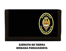 MONEDEROS Y BILLETEROS: BRIGADA LIGERA PARACAIDISTA - EJERCITO DE TIERRA