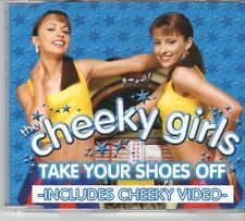 (EW92) Cheeky Girls, Take Your Shoes Off - 2003 CD