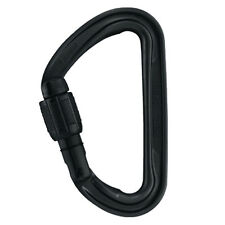 Petzl SPIRIT SCREW-LOCK Tactical Carabiner Black M53ASLN