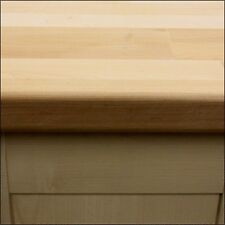 Maple Kitchen Worktop 3000mm X 620mm X 40mm SALE!