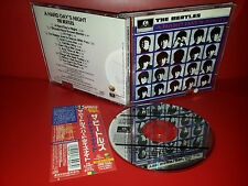 CD THE BEATLES - A HARD DAY'S NIGHT - JAPAN - TOCP-51113