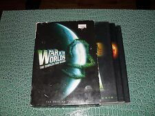War of the Worlds - The Complete First Season (DVD, 2005, 6-Disc)   FAST SHIP!!